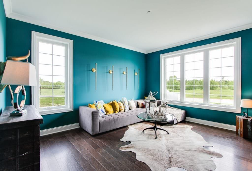 design of interior luxury home