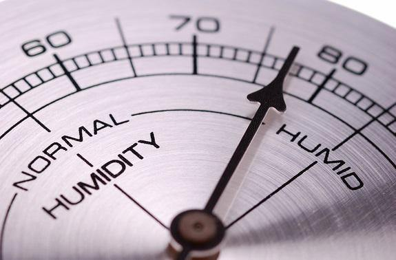 humidity levels in home